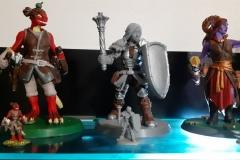 Zleva: Hryzax, Tirza, Valindra