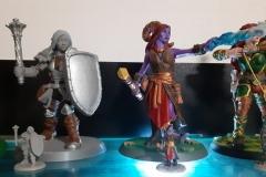 Zleva: Tirza, Valindra, Myrawen