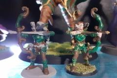 Myrawen Drow, Myrawen Elf