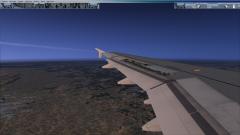 (Invernes) FSX A320 LKPR EGPE