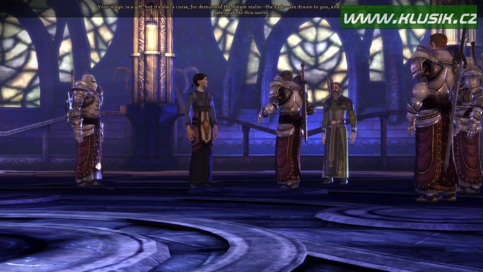 Dragon Age: Origins—Derpina :)