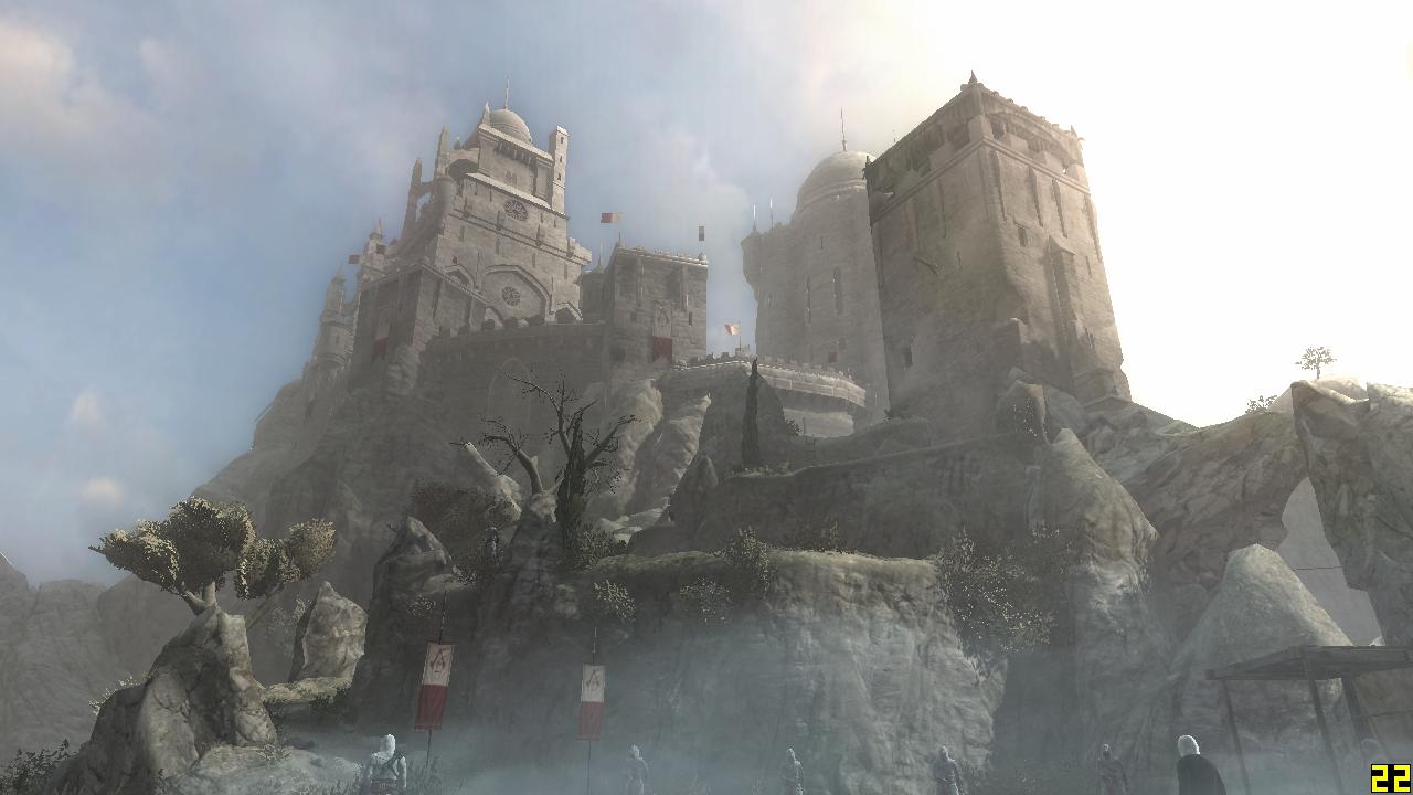 Assassins Creed 1podruhé vživotě!