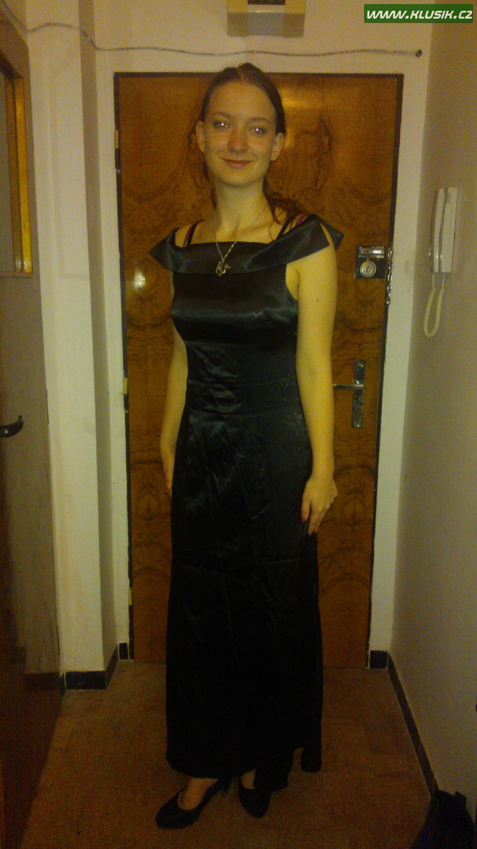 Mirjam nové šaty