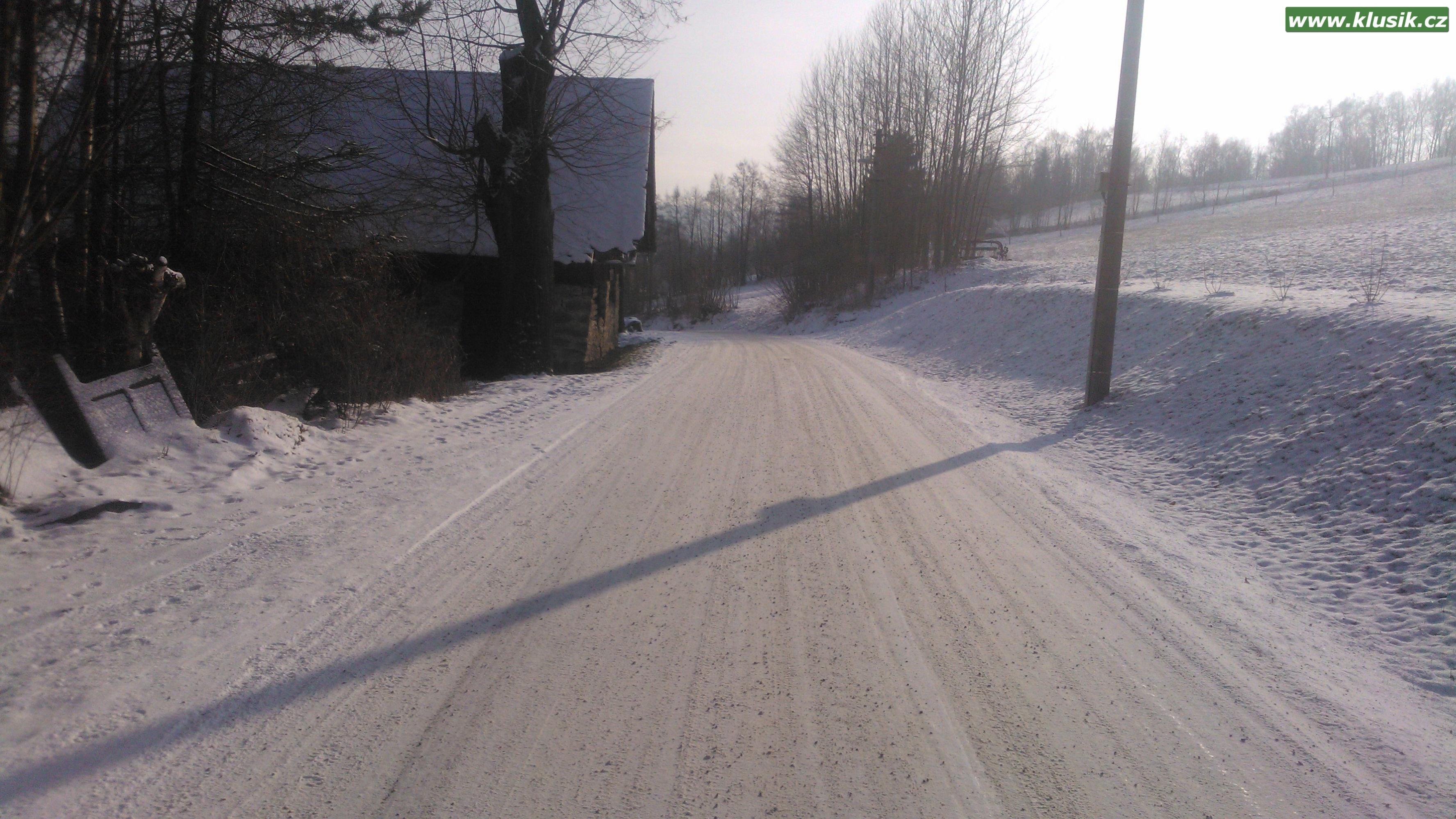 Výlet do Zlaté Olešnice sMirjam, Klárou aVěrou :-)