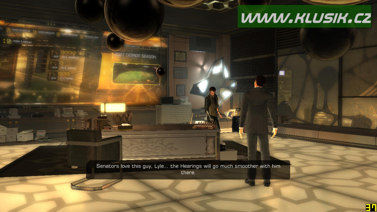 Deus Ex: Human revo­lu­ti­on (Director's cut)